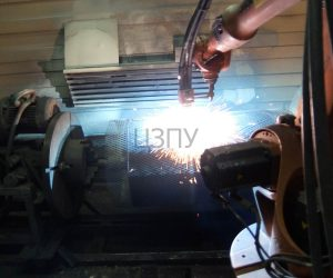 ремонт и восстановление тормозного стенда барабанного типа