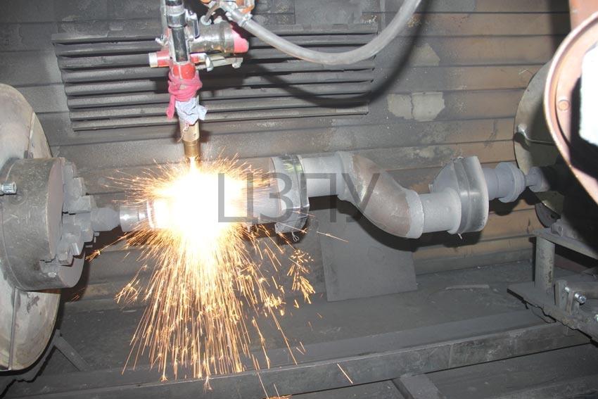 ремонт коленчатого вала компрессора