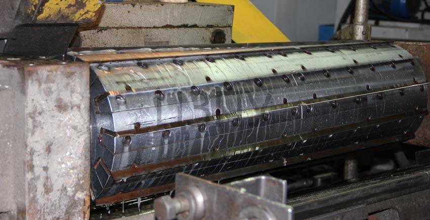 шлифовка бумагорезательных ножей