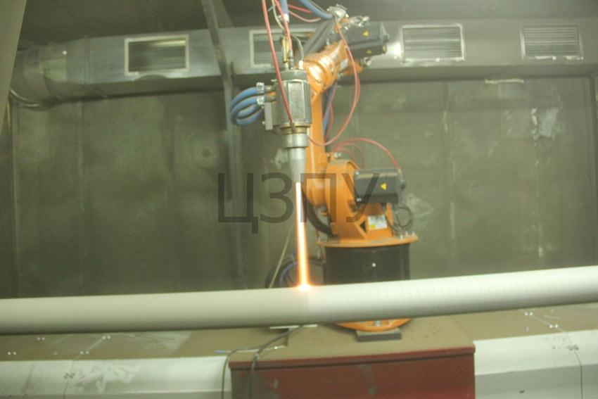 напыление металла