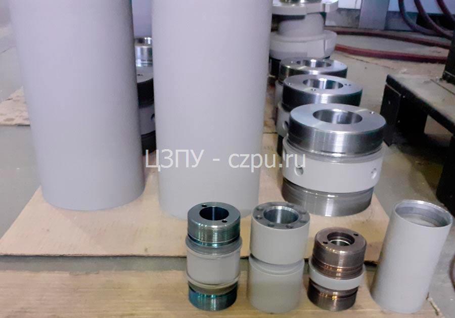 напыление нефтепромыслового оборудования